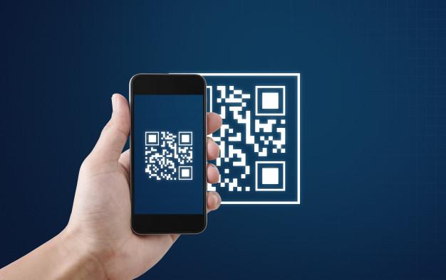 qr based merchant app